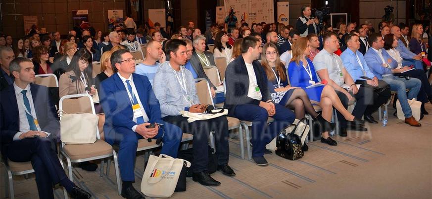 Каминер Вадим Николаевич принял участие во «Второй Финансовой Ярмарке для малого и среднего бизнеса»